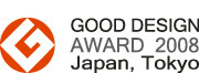 Good Design Award 2008